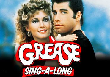 Grease Sing-Along!