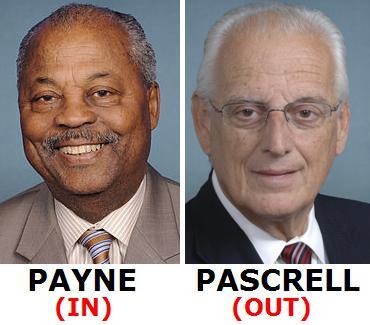 Payne-Pascrell